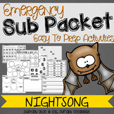 Print and Go Sub Packet for Nightsong