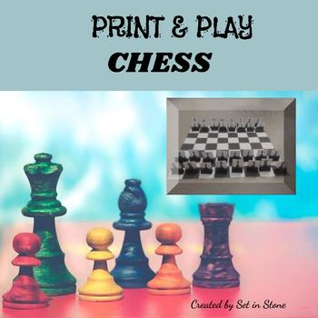 Print and Play Chess