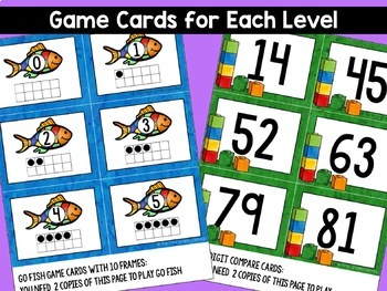 Math Games to Print and Play