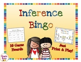 Print and Play Inference Bingo