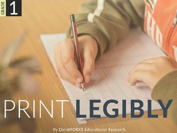Print Legibly