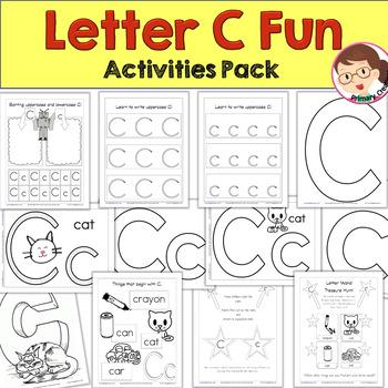 Print 'n' Go Letter C