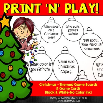 Print 'n' Play - Christmas #Dec2017slpmusthave