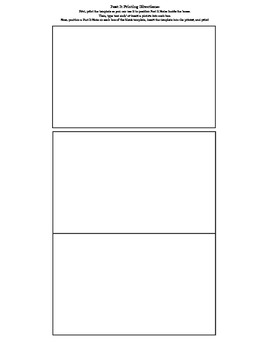 Print with Large (rectangle) Post Its!