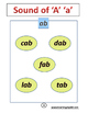 English Common Core Sound of Vowel A,a.