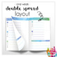 Printable 2018 Teacher Diary Planner - ACT and TAS School Term Dates
