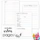 Printable 2018 Teacher Diary Planner - NSW (Western District) School Term Dates