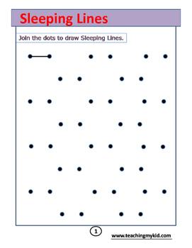 Kindergarten Patterns Practice Workbook.