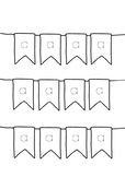 Printable Lowercase a-z tracing