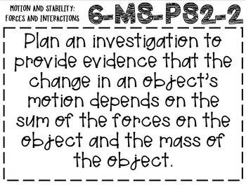 Printable 6th Grade Louisiana Science Standards