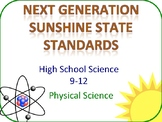 Printable 9-12 NGSSS Physical Science Standards