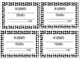 Printable AR cards