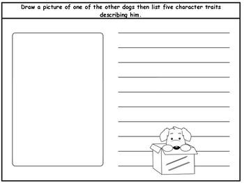 Printable Activities for Hallowiener (by Dav Pilkey)