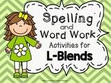 L blends Worksheet