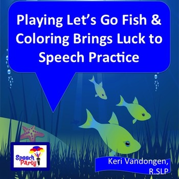 Printable Activity to Practice Speech & Communication / Talking Turns