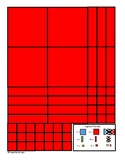 Printable Algebra Tiles