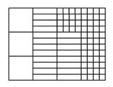 Printable Algebra Tiles--Usable for all grades!!!
