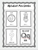 Printable Alphabet Book, ABC Book, Initial Sounds + th, wh