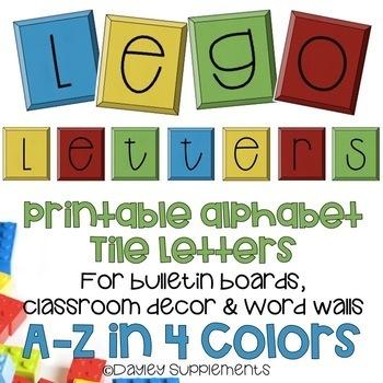Z letters a printable alphabet Free Printable
