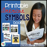 Easy Reader Printable American Symbols Books