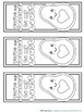 Bookmarks For Students to Color: Avocado