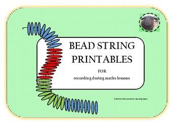 Printable Bead Strings