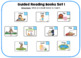 Guided Reading Books for Kindergarten First Grade Set 1