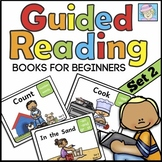 Guided Reading Books for Kindergarten First Grade Set 2