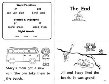 Guided Reading Books for Kindergarten First Grade Set 2