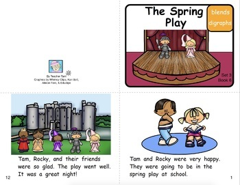 Guided Reading Books: Set 3 of 3--10 Books