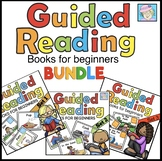 Guided Reading Books for Kindergarten First Grade BUNDLE