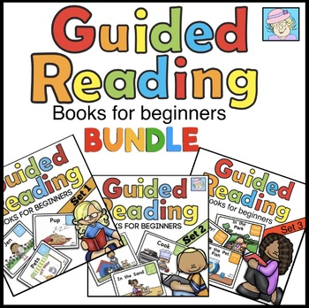 Guided Reading Books: Sets 1, 2, and 3