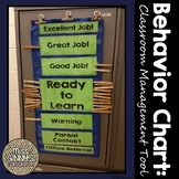 Printable Behavior Chart: Classroom Management Tool