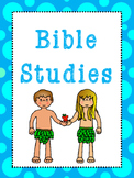 Printable Bible Studies Class Binder Cover and Spine Label. Classroom Organizati