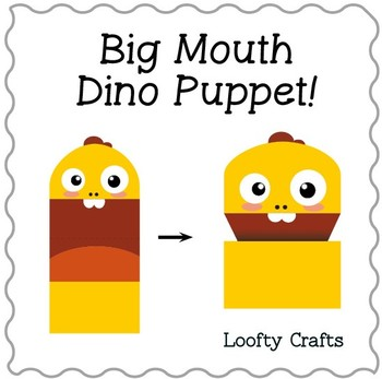 image relating to Mouth Printable named Printable Massive Mouth Dino Puppet for VIP Boy or girl Lecturers - Freebie!