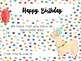 Printable Birthday Cards (Editable) #ausbts18