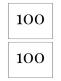 Printable Blank Jeopardy Template