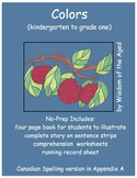 Printable Book - Fall poem