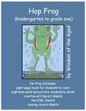 Autumn - Frog - No Prep Printable Book with Activities