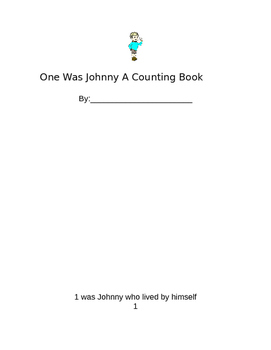 Printable Book: One Was Johnny A Counting Book By Maurice Sendak
