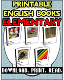 Printable Book Pack Elementary 2 | Reading Comprehension |