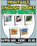 Printable Book Pack Intermediate 1 | Reading Comprehension |
