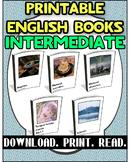 Printable Book Pack Intermediate 3 | Reading Comprehension |