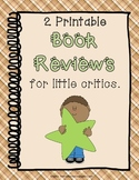 Printable Book Reviews