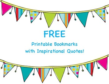 photo relating to Free Printable Bookmarks With Quotes named Printable Bookmarks Offers Worksheets Academics Shell out Instructors