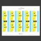 Printable Bookmarks, Emotion Printable, Reading - Classroom Handouts