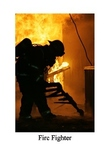 "Printable Books ""Fire Fighter"""