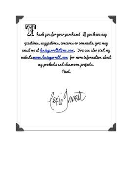 Printable Borders - Polka Dots