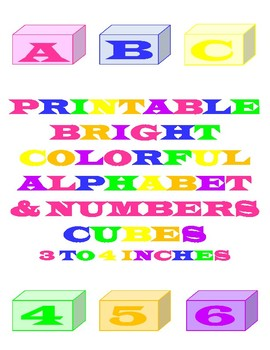 photo about Colorful Alphabet Letters Printable identify Printable Shiny Colourful Alphabet Letters Quantities Cubes