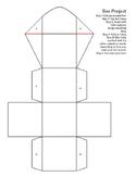 Printable Card Stock Boxes